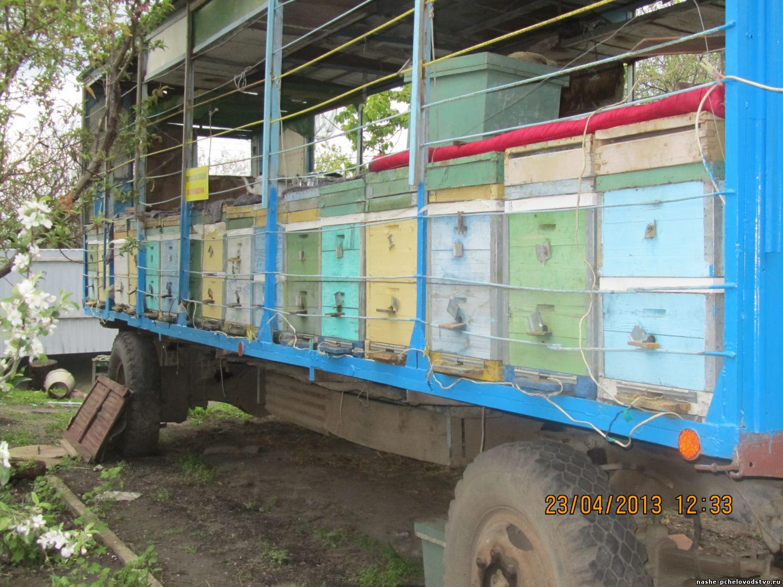 Самостоятельное изготовление прицепа для пчел - Пчелиный Дом 90